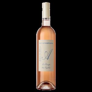 vin rosé Le Temps des Cigales Domaine Almoric