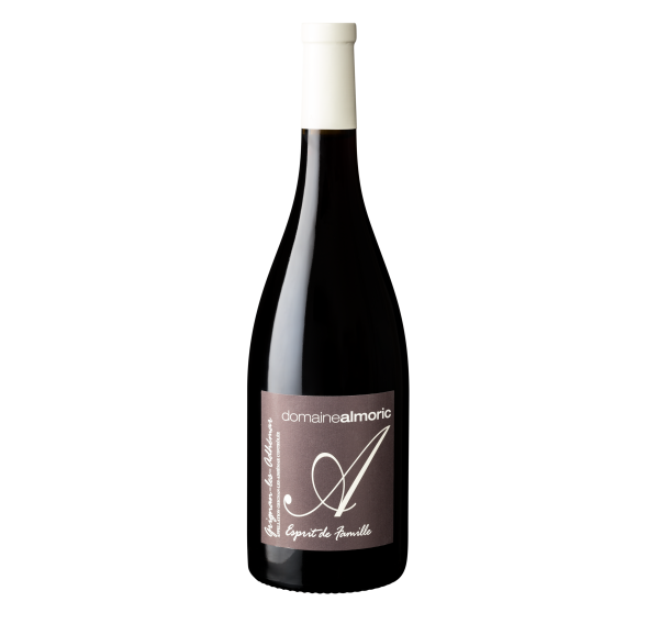 vin rouge Esprit de famille Domaine Almoric